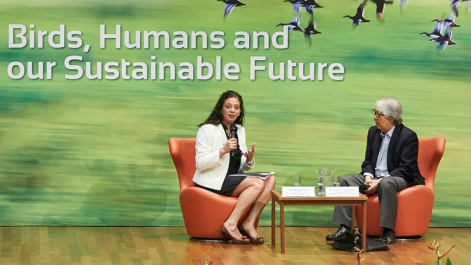 Birds, Humans and our Sustainable Future