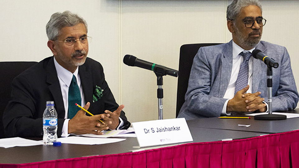 The United States and South Asia: Assessing the New Dynamics
