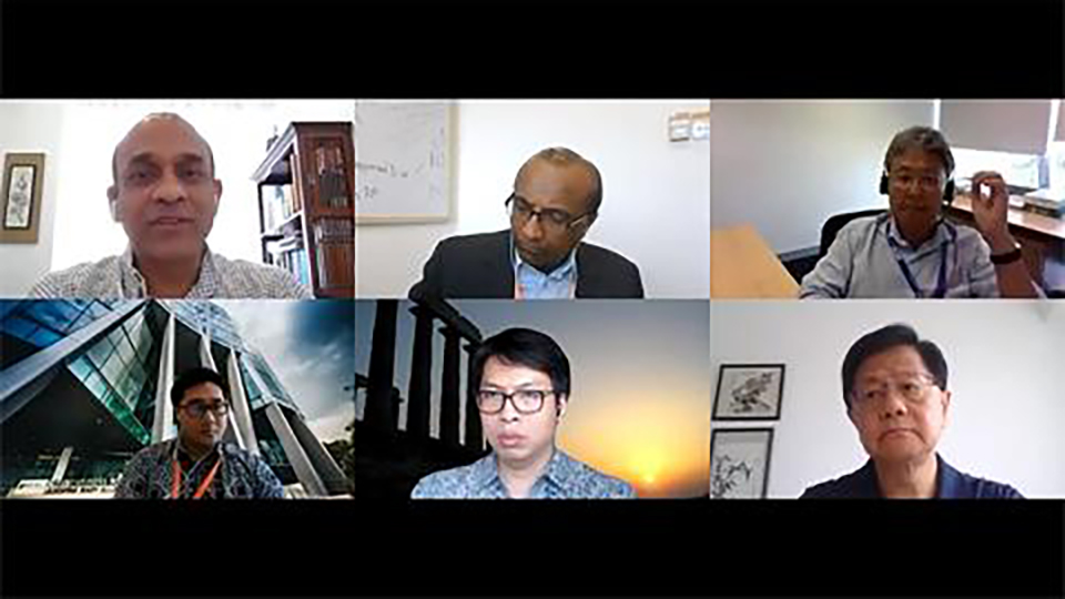 Conversation on 2020 Pandemic – The View from Asia
