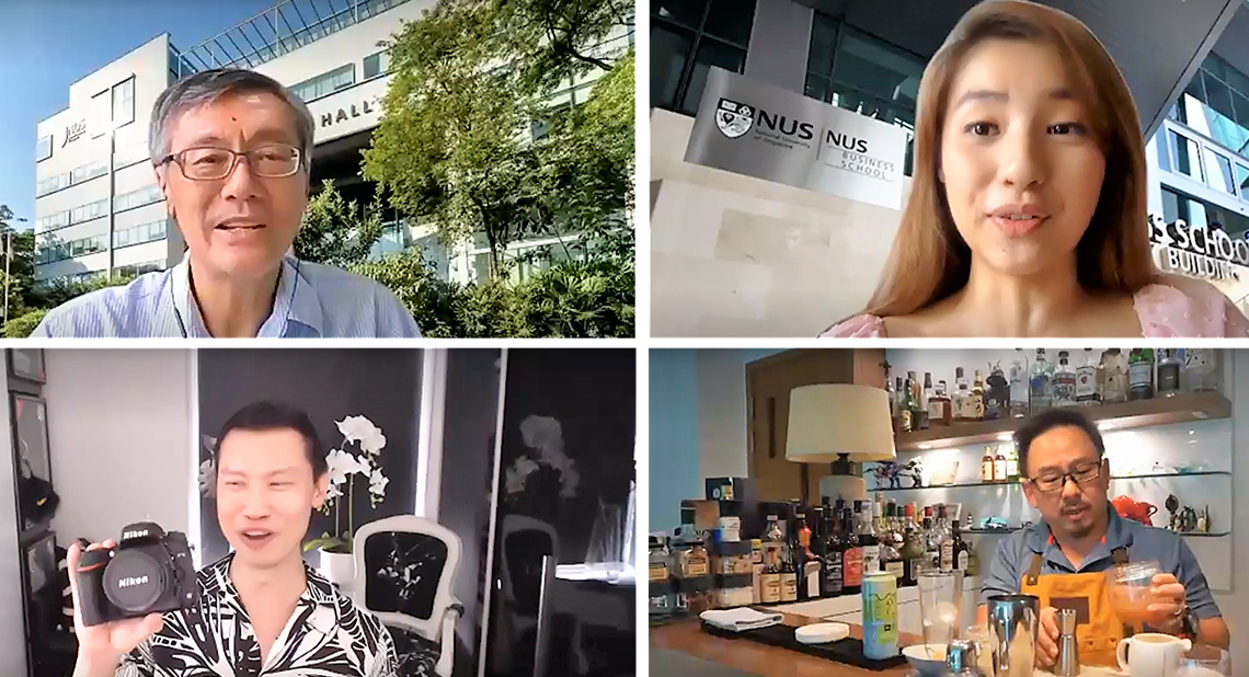 NUS OK celebrates community