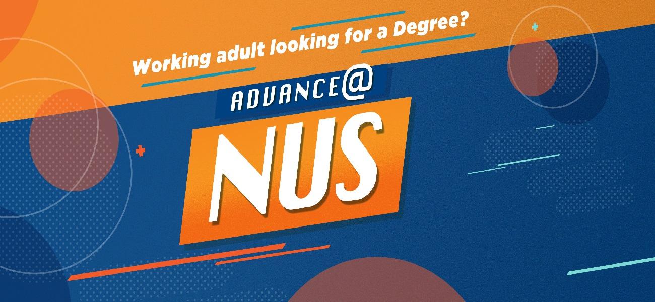 Working Adults, Advance@NUS
